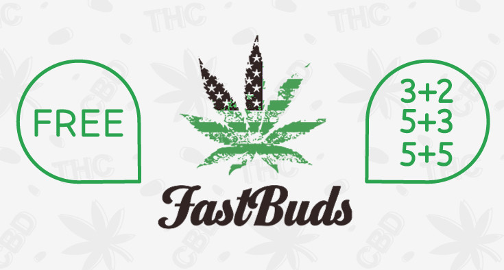Free seeds from FastBuds