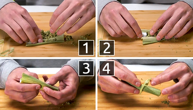 what to use as rolling paper