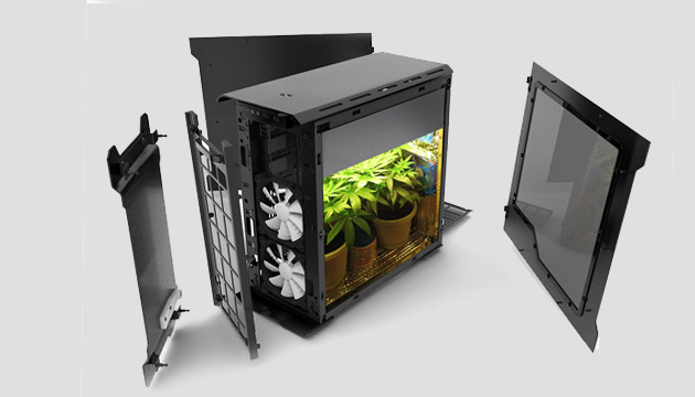 Used grow tent for sale August 2020