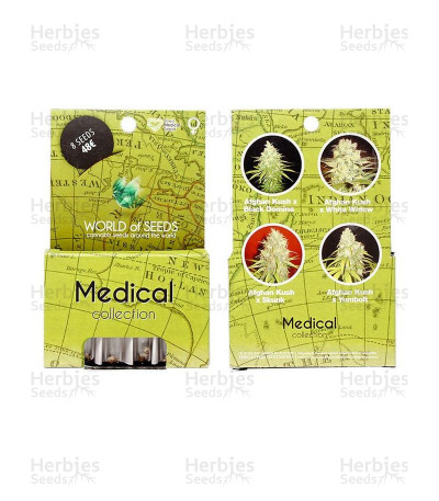 Buy Medical Collection feminized seeds