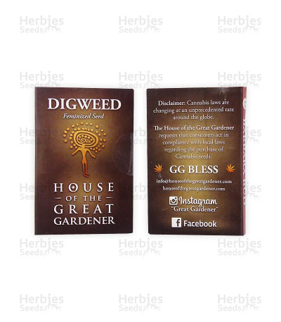 Digweed (House of the Great Gardener Seeds)