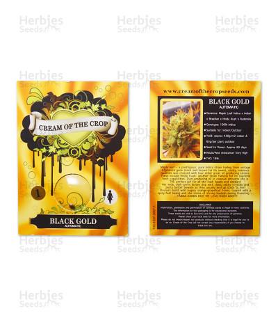 Black Gold Auto (Cream of the Crop Seeds)