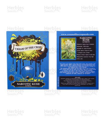 Narcotic Kush Auto (Cream of the Crop Seeds) Cannabis-Samen