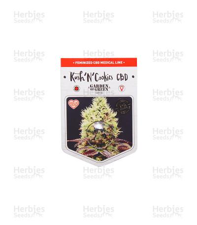 Kush 'N' Cookies CBD (Garden of Green Seeds)
