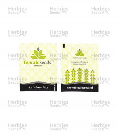 Buy Indoor Mix fem (Female Seeds)