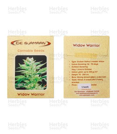 Widow Warrior regular seeds