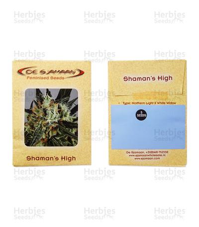 Shaman's High feminized seeds