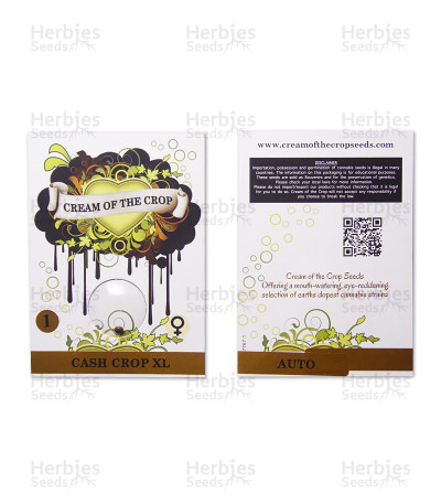 Cash Crop XL Auto (Cream of the Crop Seeds)