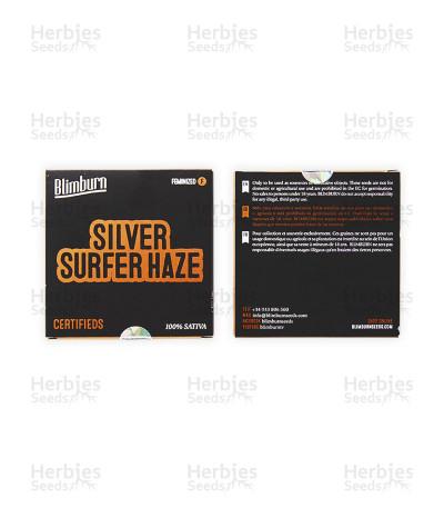 Silver Surfer Haze (BlimBurn Seeds) Cannabis-Samen