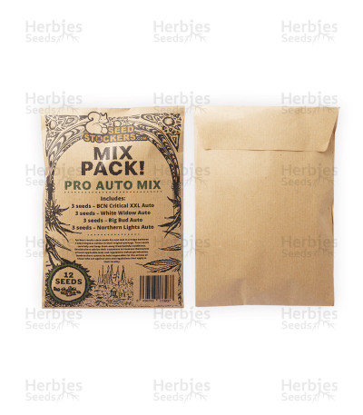Buy Pro Auto Mix From Seed Stockers