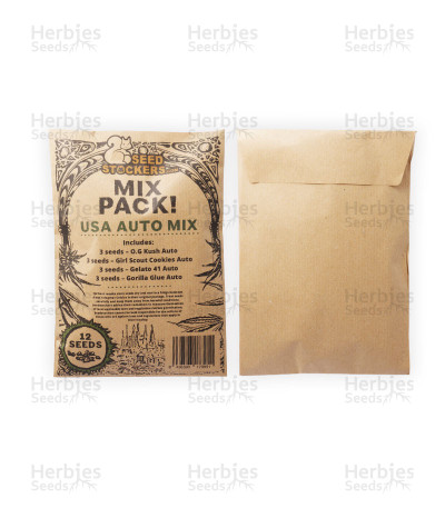 Buy USA Auto Mix By Seed Stockers