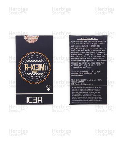 Icer (R Kiem Seeds)